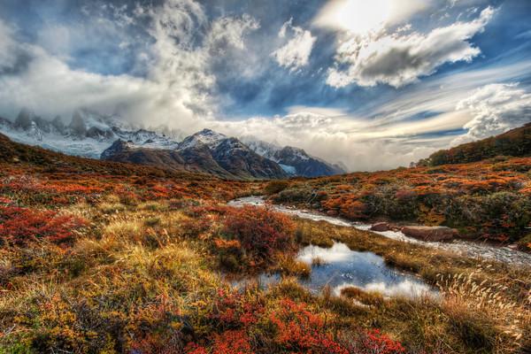 The Patagonia-M